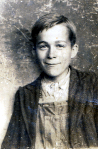 Lawrence Kruse Thomas, 6th gradeFrom the papers of Merry T. Pittman
