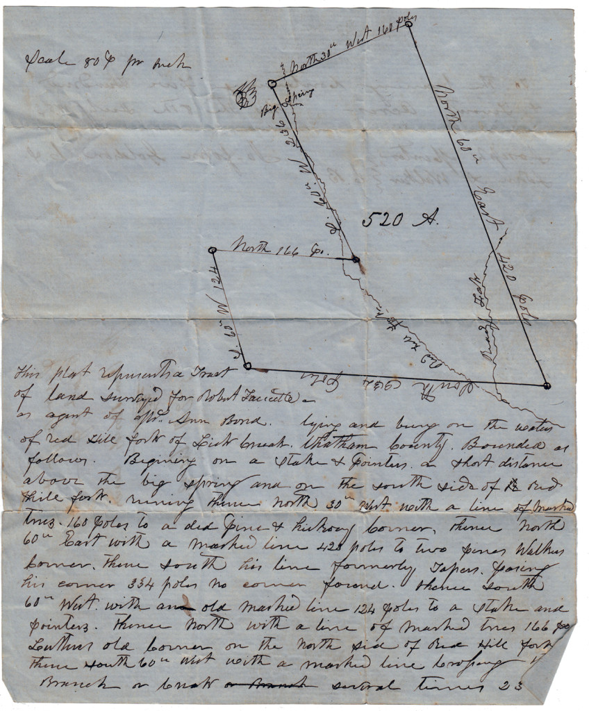 Page 1 of 1853 Land Survey