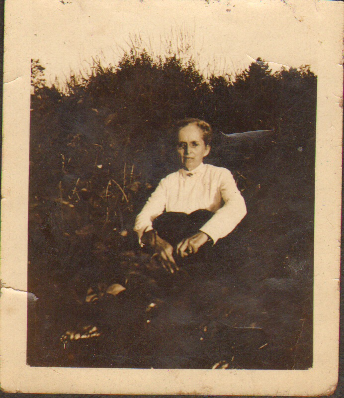 Mary Frances Avent, b. 13 June 1861, d. 12 Feb 1942, Lee County, NC, wife of Jeremiah Bennett Yarborough