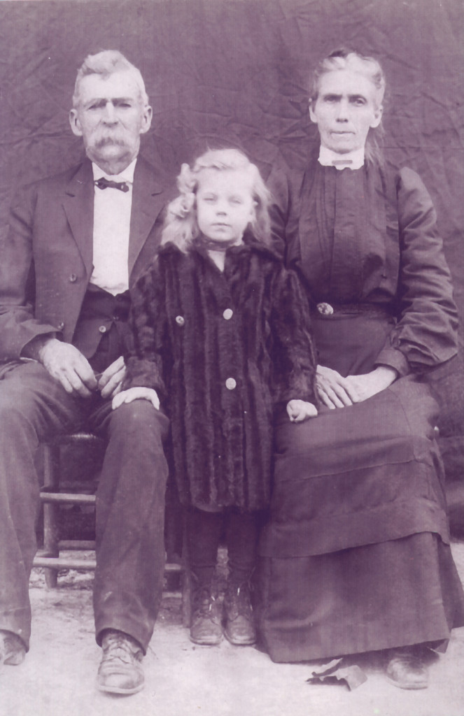 James Benjamin Pittman and Family