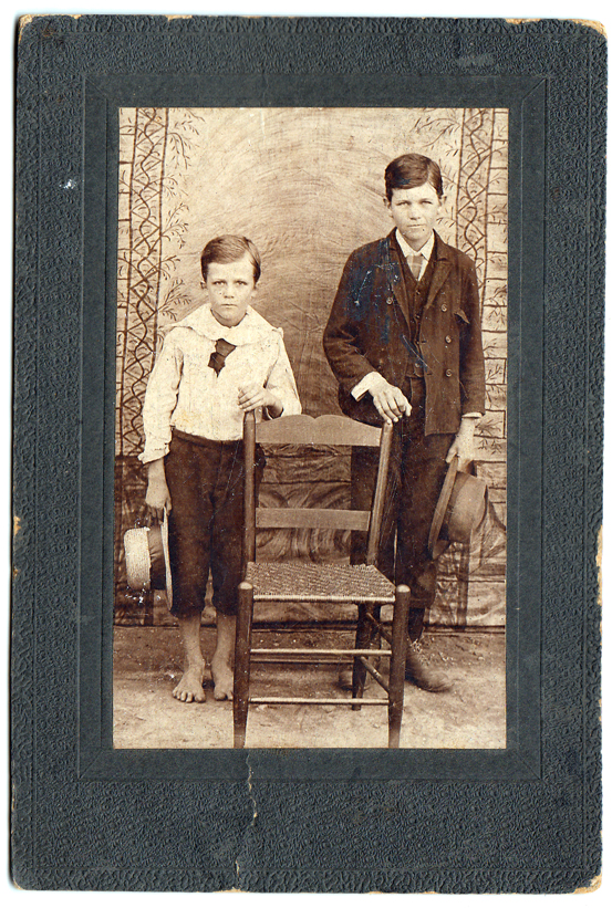 James Clyde Thomas and Edgar Thomas