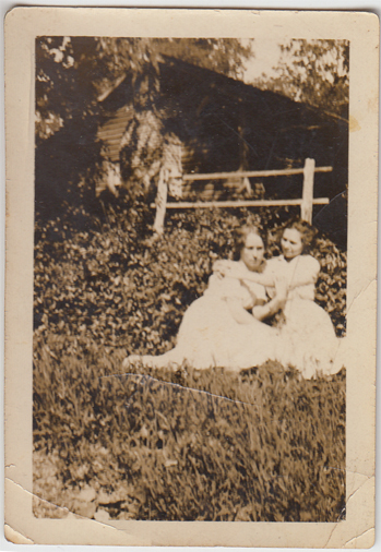 Mary Emma Yarborough Thomas and [Unknown]From the papers of Merry T. Pittman