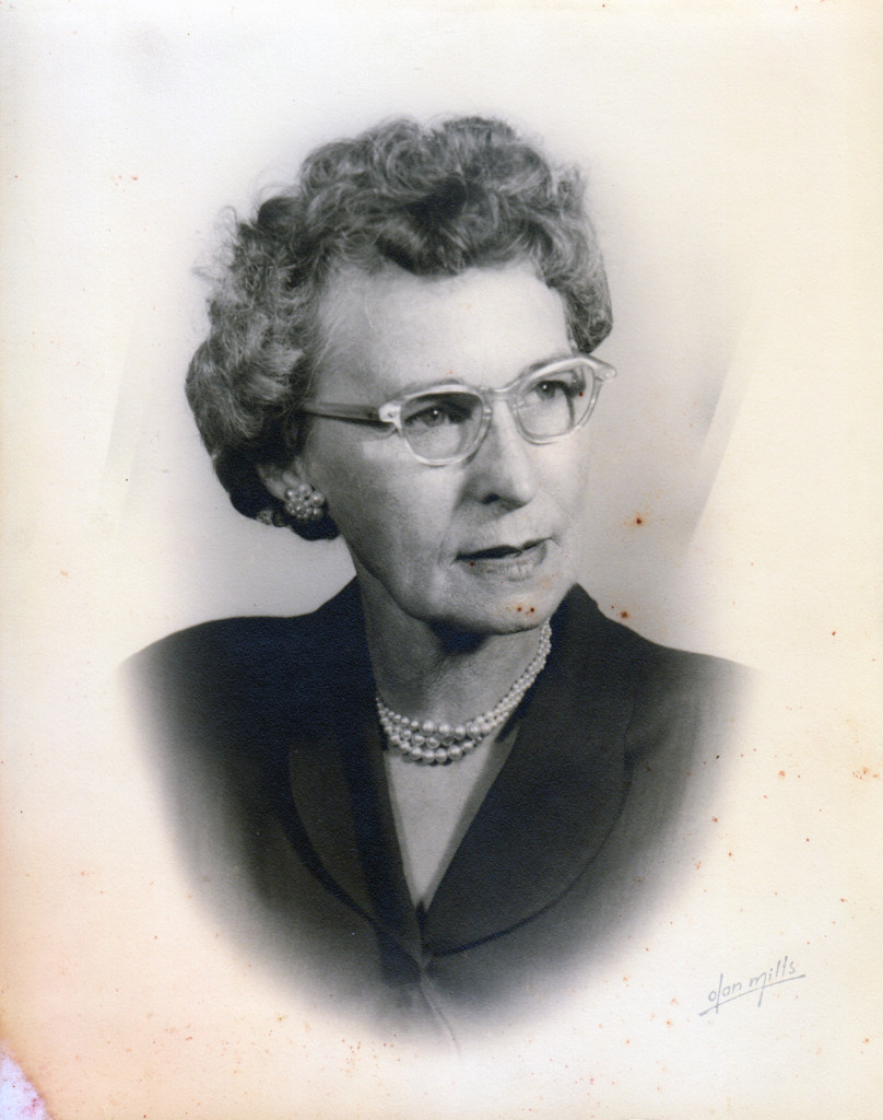 Mary Emma Yarborough Thomas- 1953