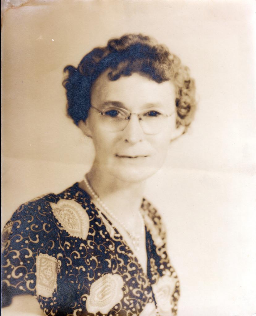 Mary Emma Yarborough Thomas - nd