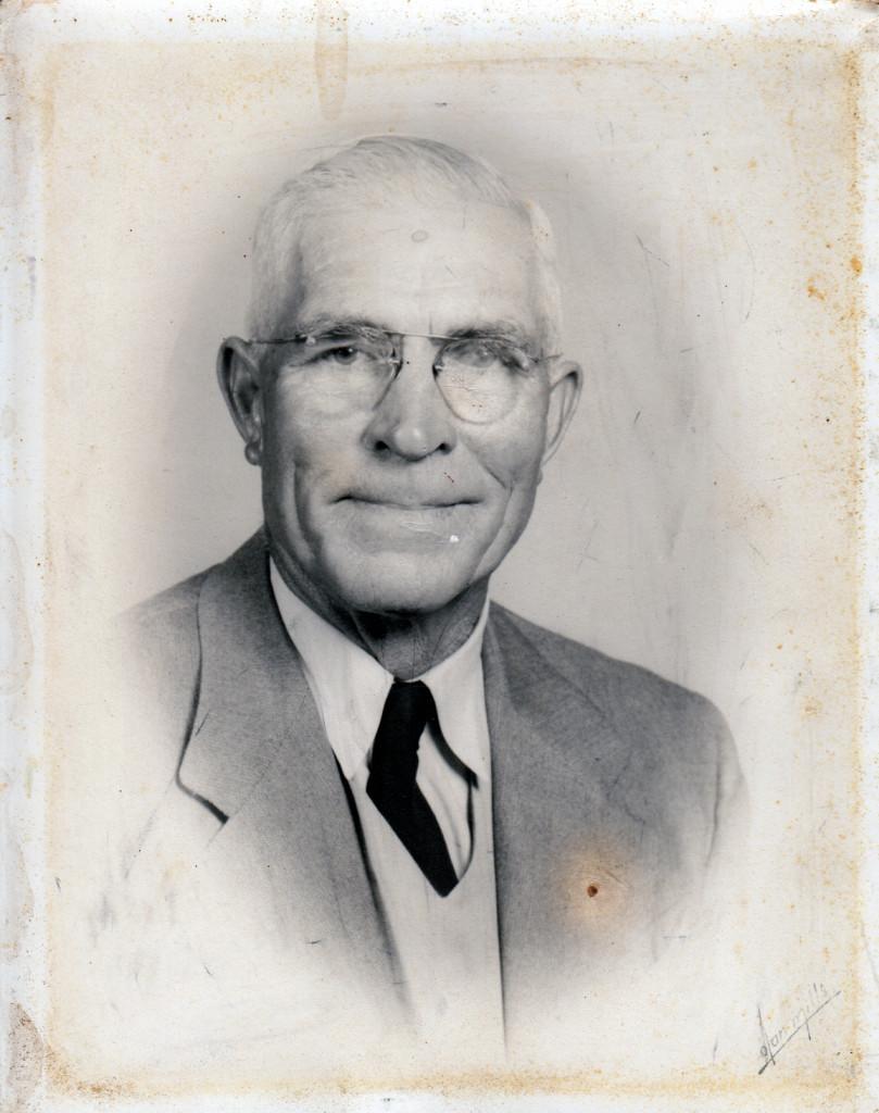 Morris Finkley Pittman, not dated