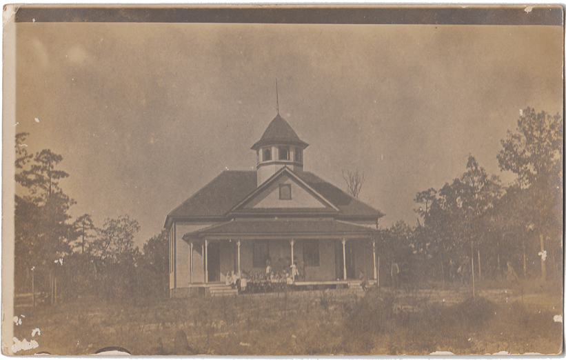 Unknown building, Circa 1900